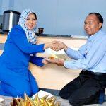 Gowes & Senam Sehat Awali Kegiatan Ultah Bank Daerah Karanganyar ke 48