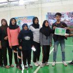 Tim Prodi Manajemen FE Unisri Juarai Economy Champion Class Futsal