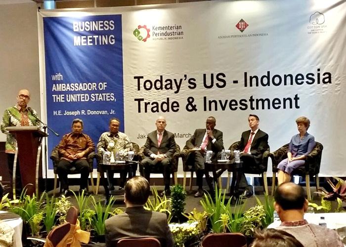 Indonesia Sebagai Mitra Dagang Potensial Amerika