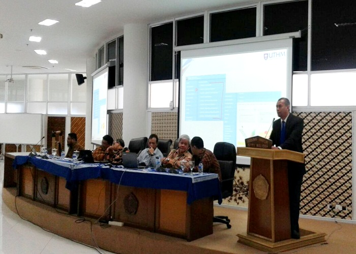 Launching e-Learning, UMS Siapkan Paperless University