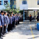 Rektor UNIBA Lantik BEM, HMJ dan UKM Bersamaan