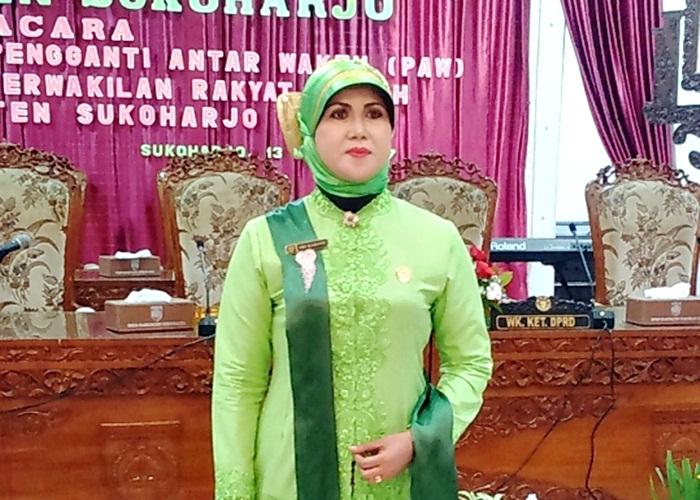 PAW PKB DPRD Sukoharjo