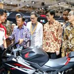 All New Honda CBR250RR Pengantar Pebalab Indonesia Raih Podium