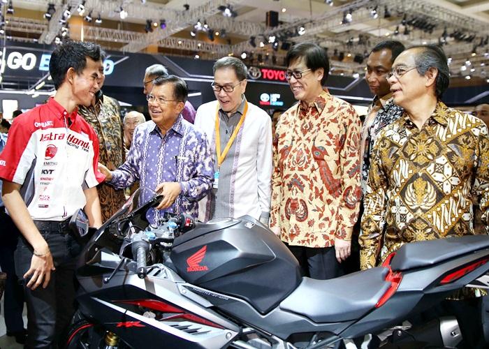 All New Honda CBR250RR Pengantar Pebalab Indonesia Raih Podium