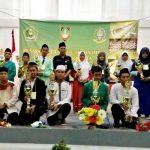 SMPN 8 Juara I Tilawah MTQ Pelajar
