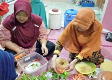 Hari Kartini Ini Yang Dilakukan Warga Tiara Ardi Purbayan