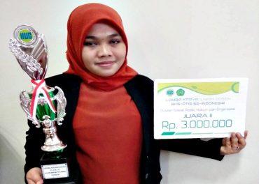 UNIBA Raih Juara II Lomba Call Paper Tingkat Nasional
