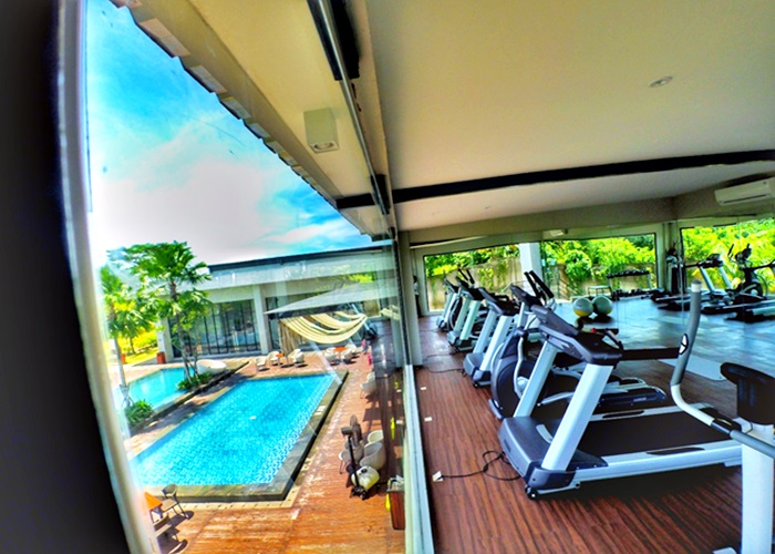 Fitness Center Hotel Harper Purwakarta Siap Memanjakan Tamu