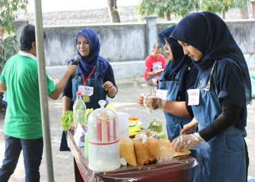 "D'Green Kayon Hotel Gelar ""Kayon Cooking Competition"""