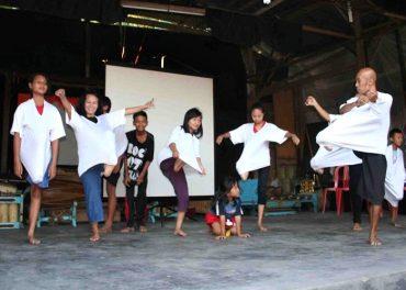 Pesantren Tari: Workshop Tari di Bulan Ramadan