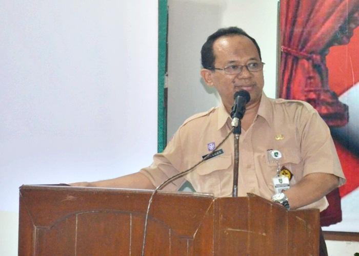 Nugroho, S.Pd. M.Pd. Juara I Nasional Penulisan Best Practice Kepala Sekolah