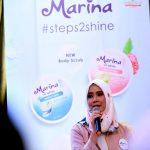 Sensasi Marina UV White Body Scrub