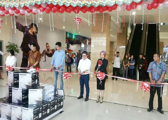Grand Opening Electronic Solution Hartono Mall Jogja