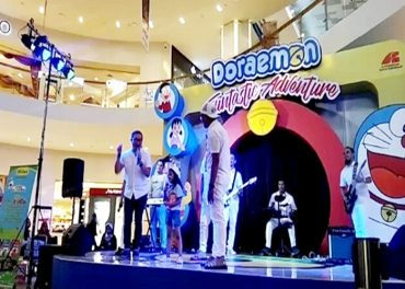The Park Mall Hadirkan Doraemon Funtastic Adventure