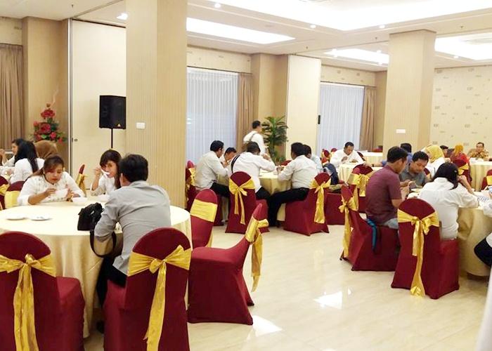 Berbagi Bersama Grand HAP Hotel di Semarak Ramadhan