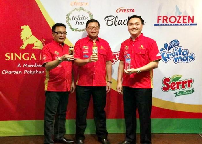 Singa Mas Indonesia Produksi Jutaan Botol
