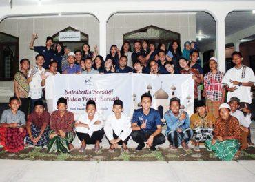 Salesbritis Berbagi Dengan Panti Asuhan Yayasan Al-Islah