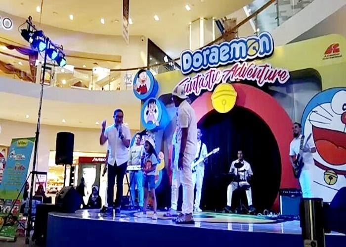 The Park Mall Santuni Yatim & Dhuafa
