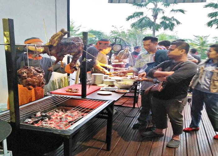 Ramadhan Kareem All You Can Eat di Hotel Harper Purwakarta