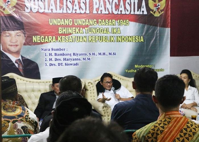 Penguatan Pancasila Redam Potensi Disintegrasi