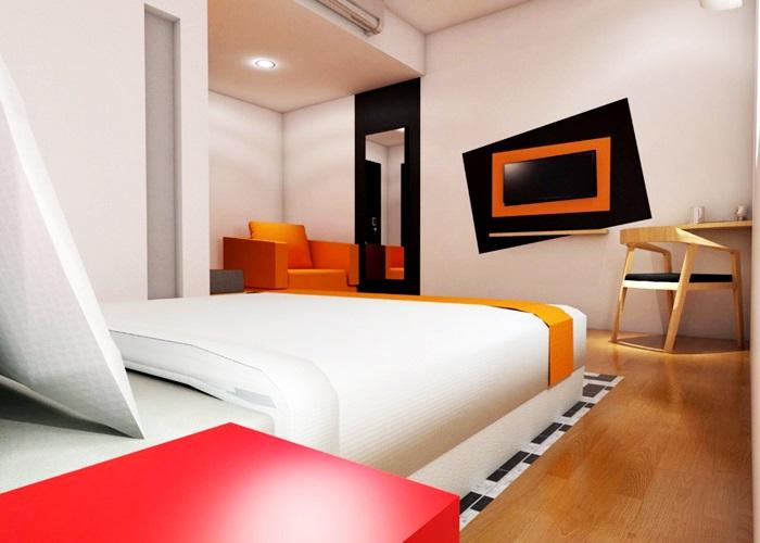 Fornt One Inn Hotel Semarang Soft Opening