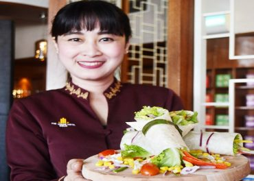 The Sunan Hotel Solo Luncurkan Menu Vegetarian