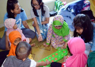 Peringati Hari Anak Nasional, SHS Gelar Syariah Care Childhood