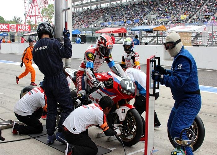 Dimas Ekky Finish 8 Besar di Suzuka 8 Hours Endurance