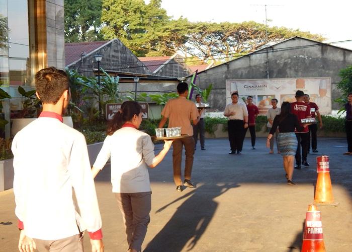 The Alana Hotel Lomba 17 Agustusan Untuk Karyawan