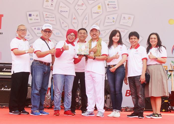 Lima BUMN Kenalkan Budaya Nusantara