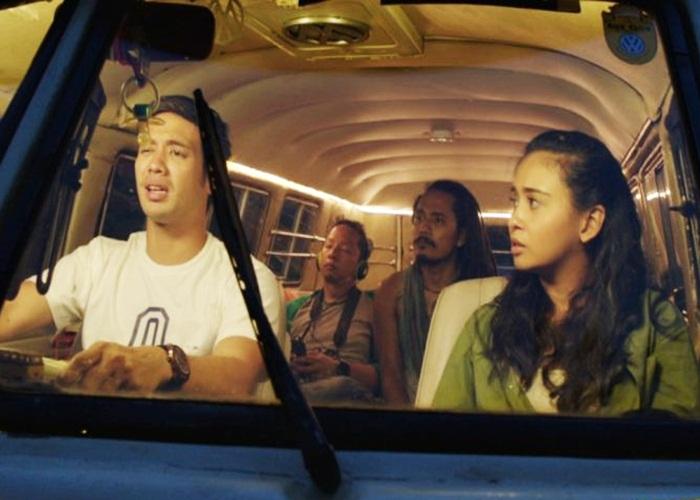 Meet and Greet Film Berangkat di Hartono Mall
