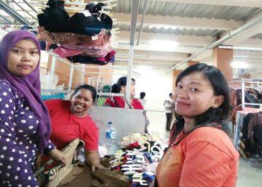 Dagangan Raib Pelapak Pelataran di Pasar Klewer Waswas