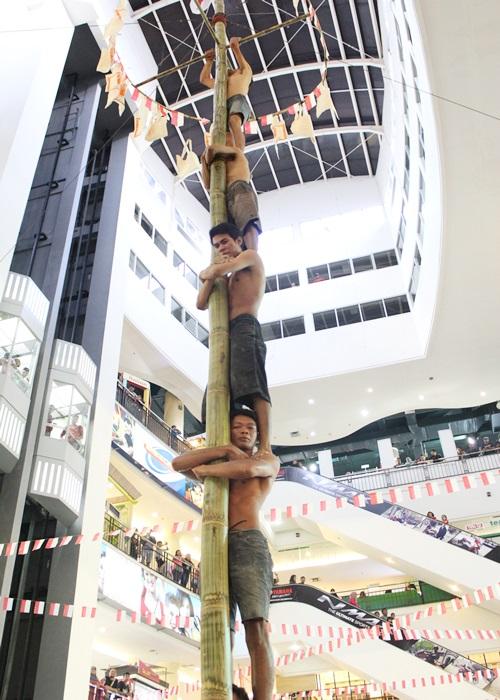 Semarak Kemerdekaan Bersama Solo Grand Mall