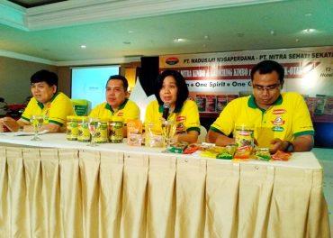 Kimbo Reddi Ikut Kampanyekan Makan Ikan