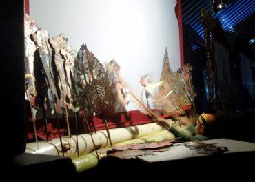 Decak Kagum Sabetan Dalang Cilik