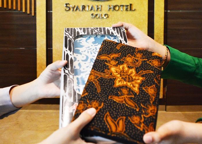 Batik's Day, Syariah Hotel Solo Luncurkan Fabulous BatikKu