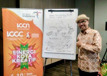 Kemenpar dan ICCC, Memantik Sinergitas Kota Kreatif untuk Pariwisata