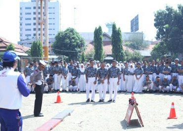 Safety Riding Jadi Program Ekskul SMK di Jawa Tengah