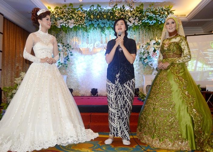 Menu Baru di Pesta Perkawinan The Sunan Hotel Solo