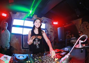 DJ Kartika Ayu Panaskan Authentic City Experience di Musro