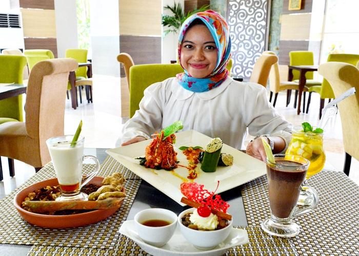 Syariah Hotel Solo Luncurkan Varian Fusion Food
