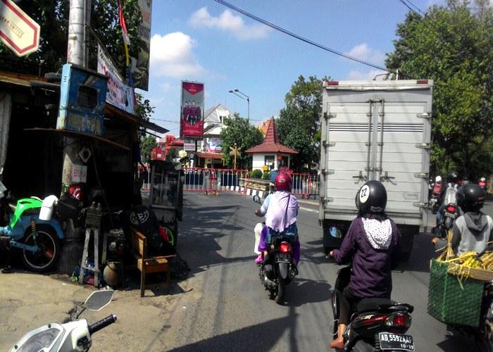 Kemacetan Jalan Sam Ratulangi Terurai, Setelah Alami Macet
