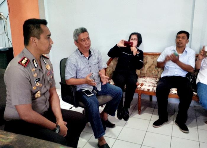 IWO Jateng Kutuk Kekerasan Wartawan di Banyumas