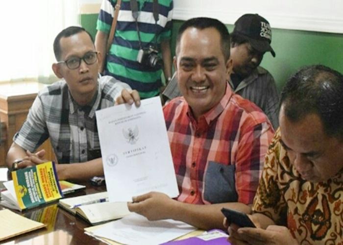 Indikasi Gratifikasi & Penggarongan Tanah Negara, LSM Lapaan RI Akan Ajukan Gugatan