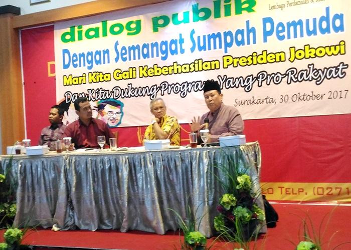 Rakyat Sepakat Dukung Keberhasilan Jokowi