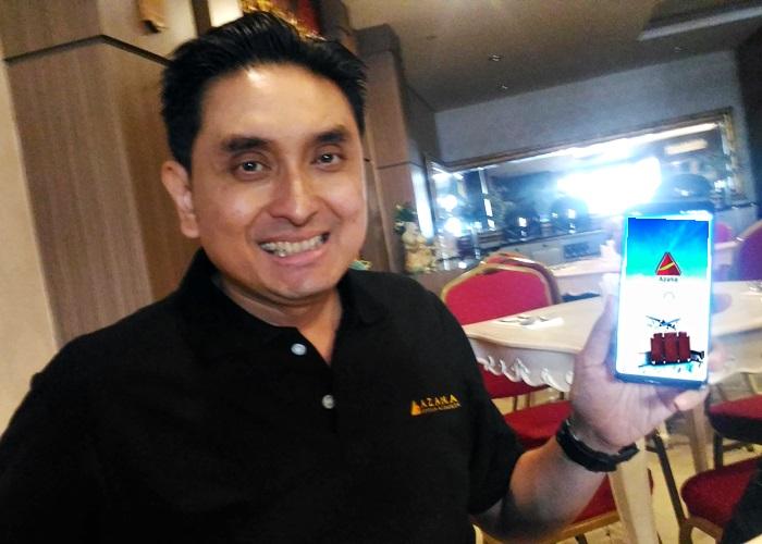 Azana Travellers Iming-imingi Pengguna Online Travel Agen