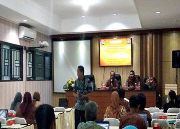 FKIP Univet Gelar Workshop Manajemen Referensi dan Cek Plagiarisme