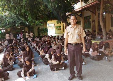 Ragam Kegiatan SMPN 8 Solo di Bulan Bahasa