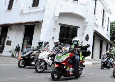 Fun Rally Honda PCX 150 Jelajah Sejarah kota Semarang