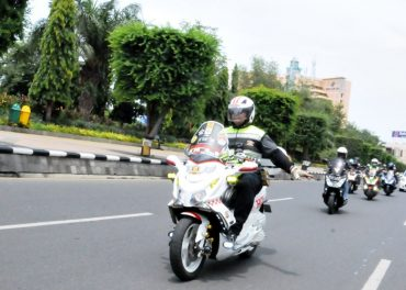 Honda PCX 150 Tangguh dan Nyaman